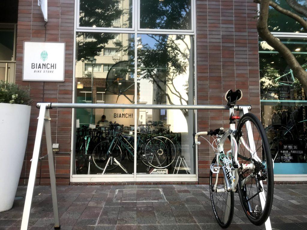 Bianchi横浜店