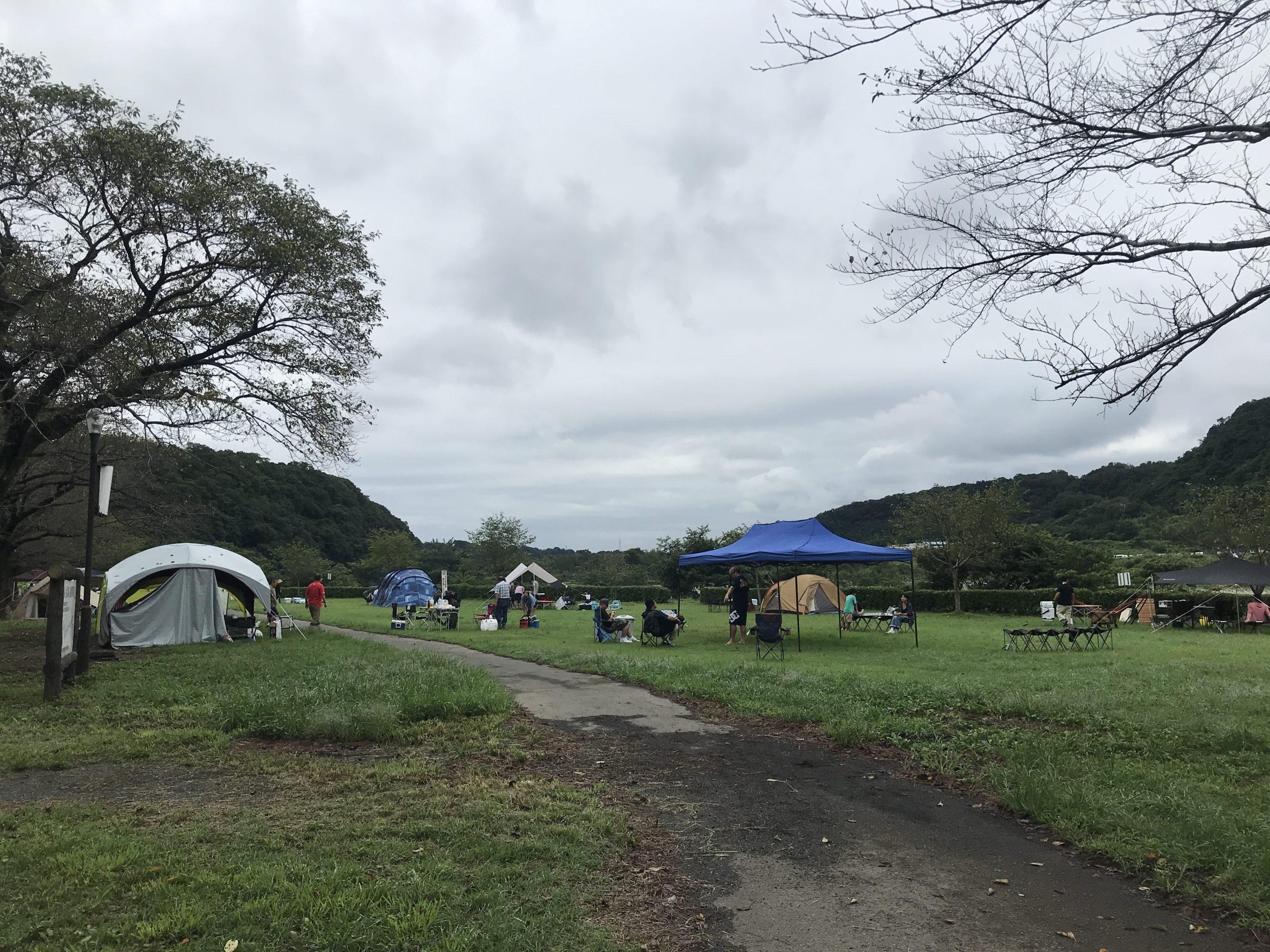 上大島キャンプ場 (14)