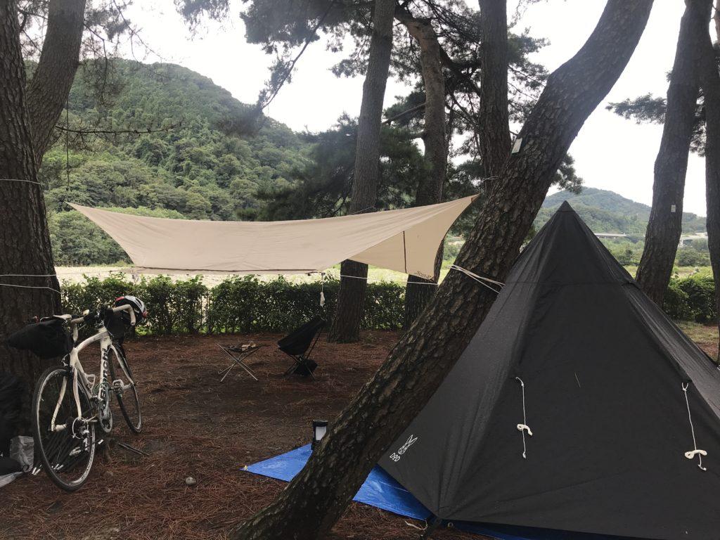 上大島キャンプ場 (19)