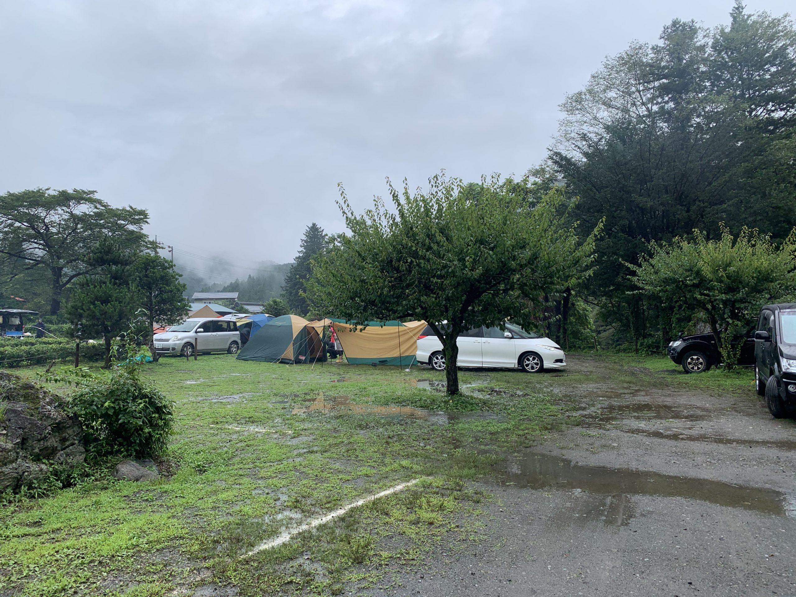 CAZUキャンプ場
