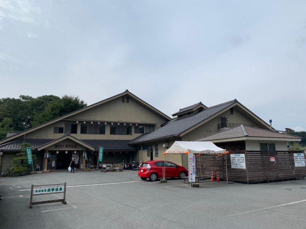 武甲キャンプ場 (10)