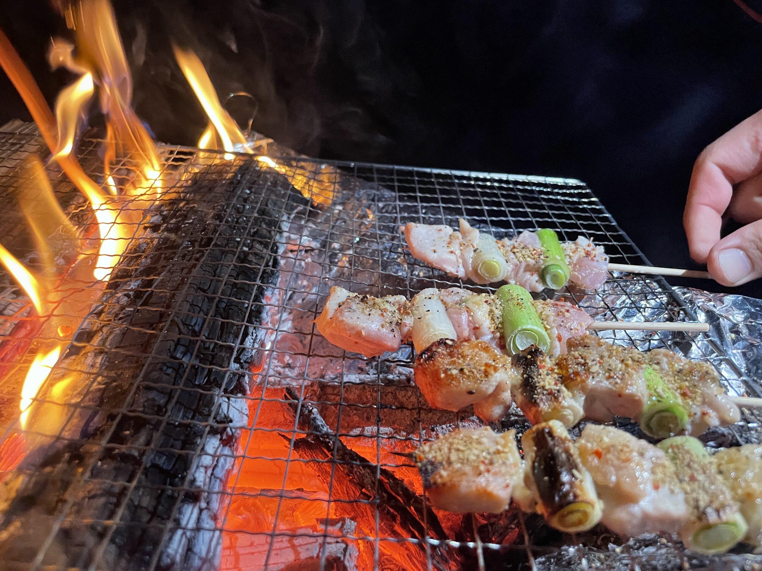 キャンプ飯 (3)