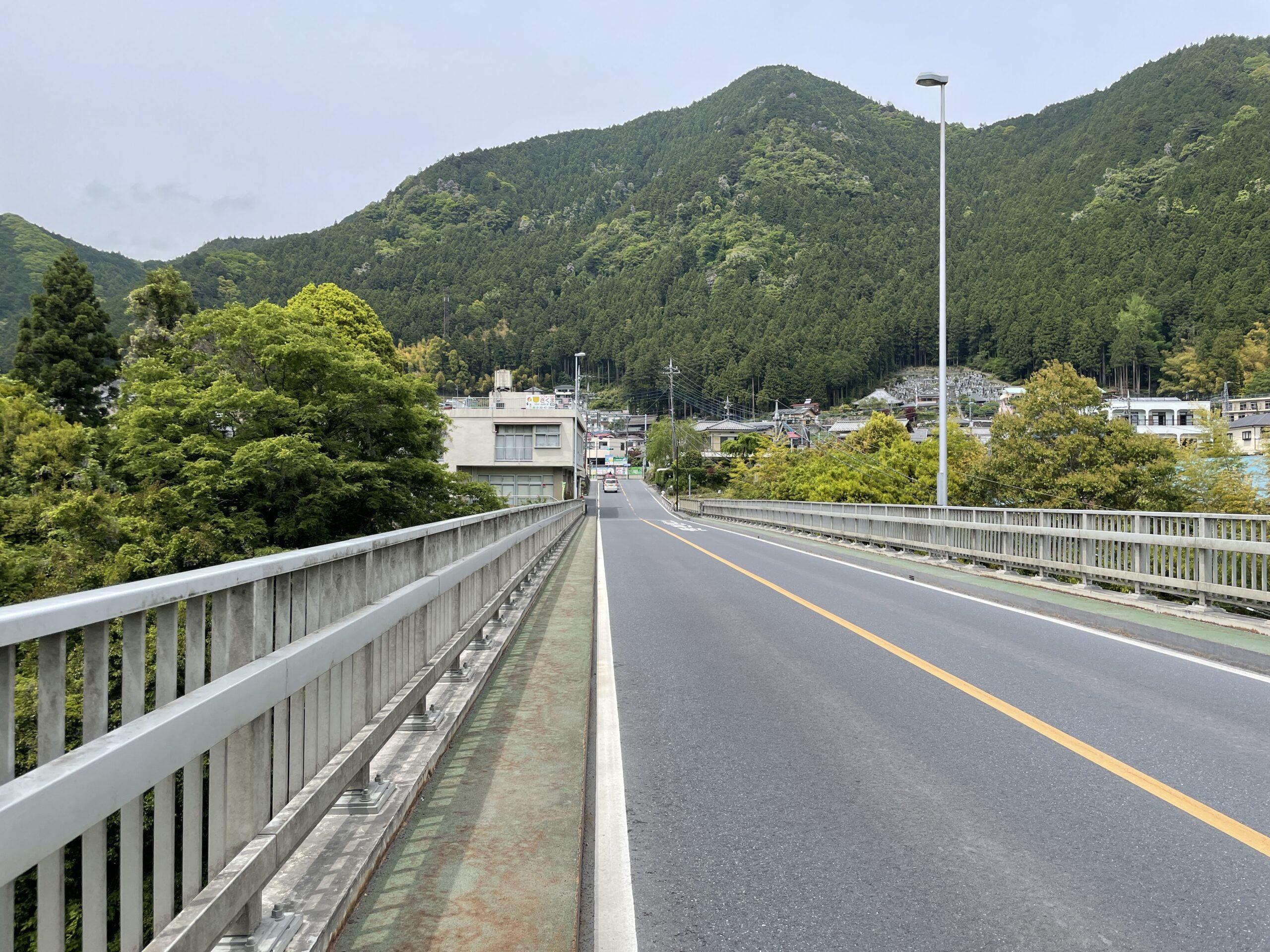 吉野街道 (2)
