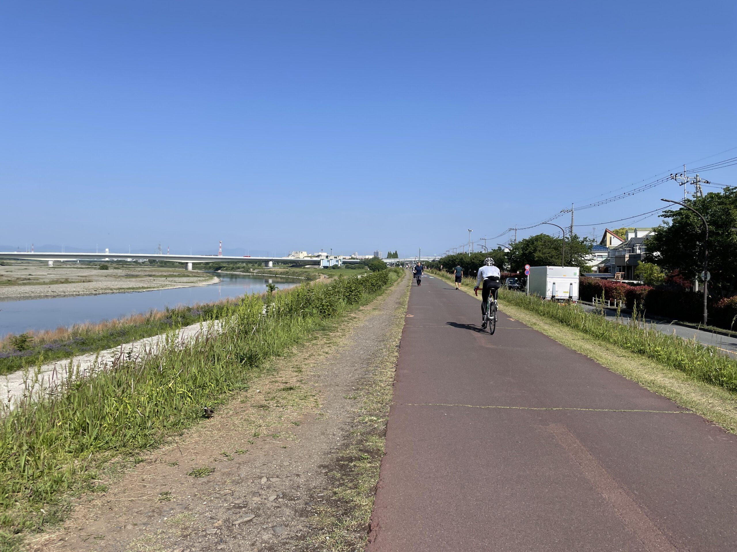 多摩川サイクリングロード (3)