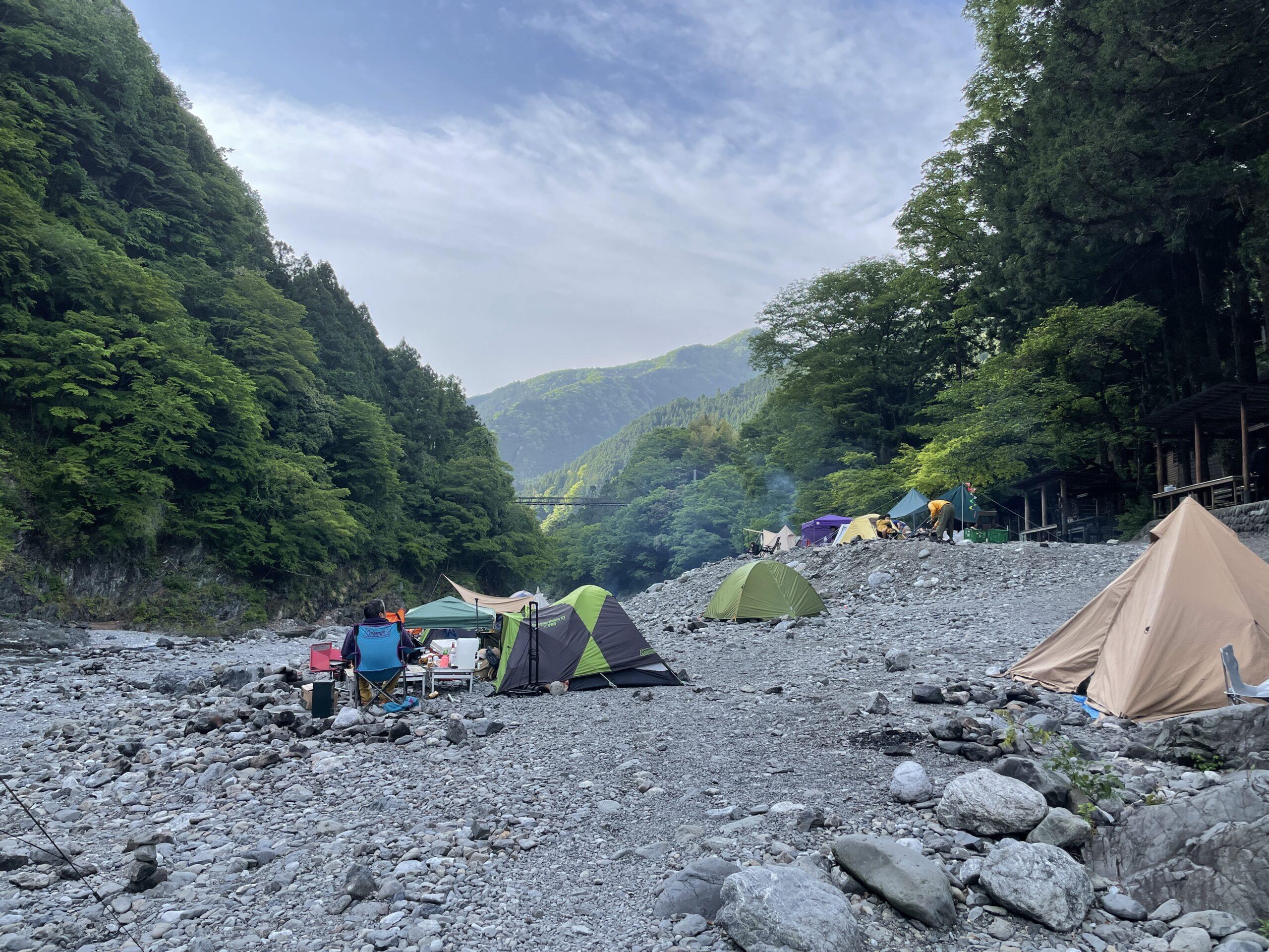 氷川キャンプ場 (9)